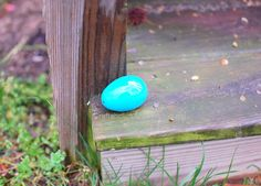 Here's a fun Easter Egg Hunt with lots of little surprises and beautiful smiles!