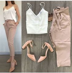 19 Elegant Chic Outfits Ideas is part of Outfits juvenil - 19 Elegant Chic Outfits Ideas Womens Fashion Fashionable Casual Work Outfits, Business Casual Outfits, Mode Outfits, Classy Outfits, Chic Outfits, Trendy Outfits, Summer Outfits, Fall Outfits, Fashion Wear