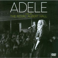 Adele: Live at the Royal Albert Hall (2 Discs) (Clean) (Dvd/CD) (dvd_video)