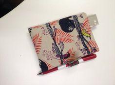 Folded Smart Phone Wallet Tutorial by Linda