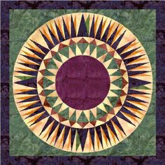 Free New York Beauty Quilt Block Patterns