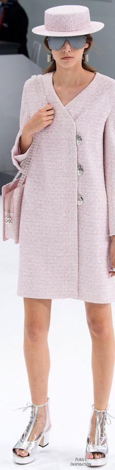 Chanel SS2016 Women's Fashion RTW | Purely Inspiration
