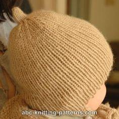 Free Baby Hat Knitting Pattern