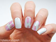 Confessions of a Polishaholic: Feather Fever with B. Loves Plates & Arcy-Dziełka