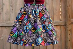 Aline Batman Skirt, Geekery, Geek Clothing, Womens Skirts, Womens Mini Skirts, Batman Clothing on Etsy, $46.00