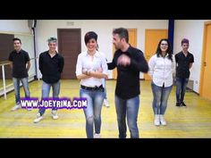 "Joey&Rina "" MACARENA ELLA ELLA "" || Impara i Passi || Balli di Gruppo 2016 Line Dance - YouTube"