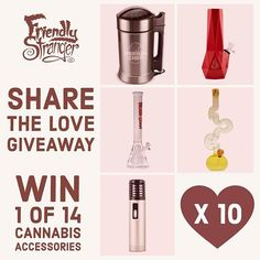 You've shown us so much love over the last 25 years this last week especially. So we're having our biggest giveaway ever to show our appreciation.  Click the link in our bio to enter!  It's rewarding to share with your friends. Increase your chances of winning with 20 extra entries for everyone you share with and the entries are unlimited!  #sharethelove #giveaway #friendlystranger #cannabiscultrueshop #queenstreetwest #toronto #ontario #peace #love Share The Love, So Much Love, Queen Street West, Show Us, Ontario, Toronto, Appreciation, Giveaway, Peace
