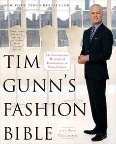Tim Gunns Fashion Bible - Tim Gunn | Design |478958461: Tim Gunns Fashion Bible - Tim Gunn | Design |478958461 #Design
