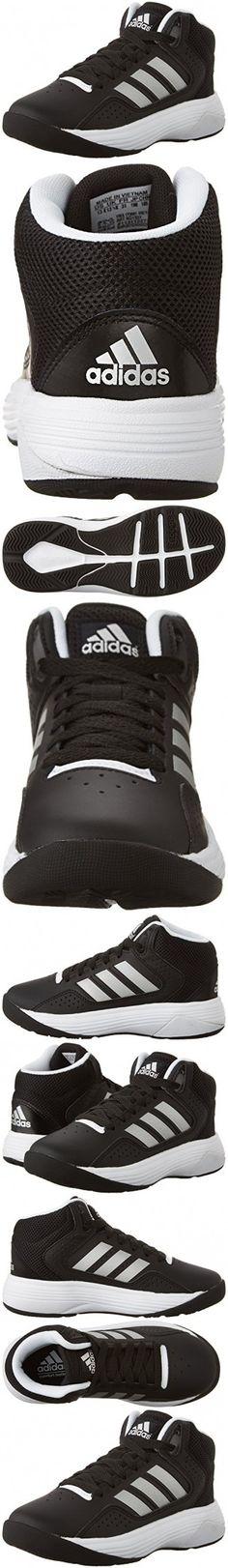 Adidas originali boys' stan smith j pattinare scarpa, bianco / bianco / verde, 5