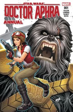 'Star Wars: Doctor Aphra' Annual #1 (Marvel Comics)