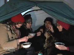 ▶ Vegan Campfire Stew w/ Spicy Seitan Sausage - YouTube