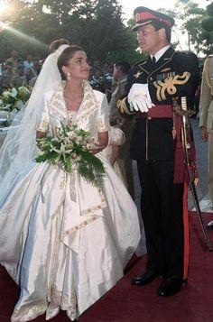 Queen Rania, 1993