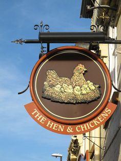 Hen & Chickens, Longden Coleham, Kingsland, Shrewsbury