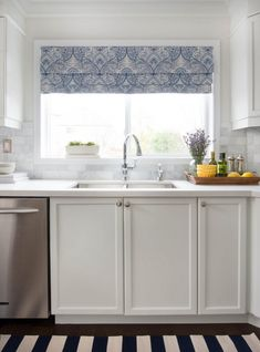 Before & After: A dark and tired kitchen gets a bright update - Vanessa Francis Design