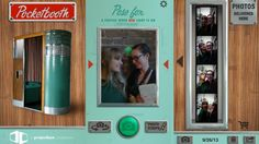 Turn your tablet or phone into a photo booth