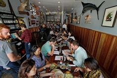 Small plates dining: Train wreck or terrific?