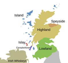 What Are The Differences Between Scotland's Whisky Regions? #FoodRepublic