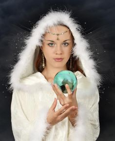 Photo: The Snow Queen Robe | Your Fantasy Costume