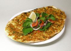 Lahmacun | Community Post: 21 Tantalizing Turkish Foods You'll Want Immediately