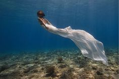 I'm a whisper in water Secret for you to hear You are the one who grows distant When I beckon you near