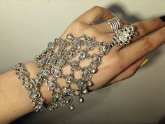 Hath Panjas Its Hand Jewellery From Bracelets Finger Ring Indian