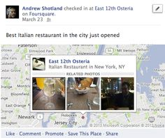 14 ways that local business data makes it into Facebook. #localsearch