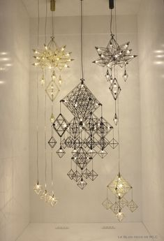 luminaires lustre Forestier - Le Blog Déco de MLC Interior Lighting, Lighting Design, Ceiling Lamp, Ceiling Lights, All Of The Lights, Luminaire Design, Blog Deco, Lightning, Light Fixtures