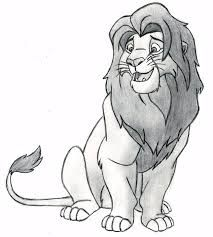 adult simba lion king - Google Search