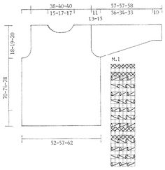 Lake Geneva / DROPS 68-13 - Gratis breipatronen van DROPS Design Knitting Patterns Free, Free Knitting, Free Pattern, Drops Design, Crochet Tunic Pattern, Print Patterns, Sewing, Pink, Trapillo