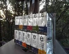Image result for upcycle foil coffee bag