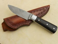 Hand forged knives, BEAVER CREEK FORGE, LLC Available Hunters