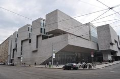 Graffton Architects - Luigi Boccioni University