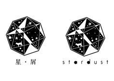 Kaimana Works Press - サークル「星屑」様ロゴ