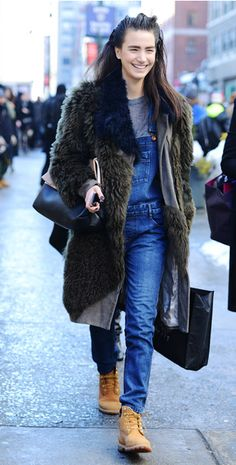 #streetstyle #tommyton #fall #rtw #2014