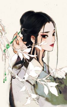 Chinese Picture, Chinese Art, Character Art, Character Design, Anime Couples Drawings, Black Butler Anime, Human Art, Anime Style, Cute Drawings