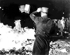 Book burning in NaziGermany