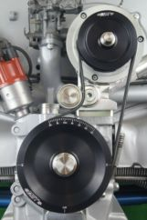 MST Solid Serpentine System The Solid set up by MST is pure billet beauty for your air cooled VW engine. Take a look at the photos and you can see the precision machining that has been done on these s