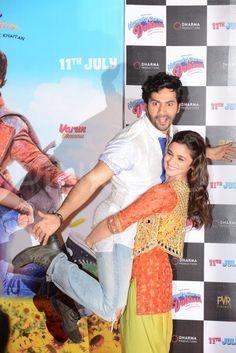 Humpty Sharma Ki Dulhania: Alia Bhatt can lift Varun Dhawan