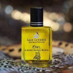 Spirit Animal Perfume - OWL 2_2