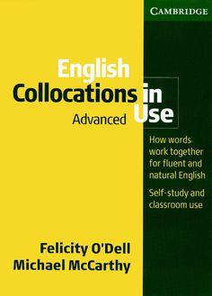 English Collocations in Use Advance | Scribd