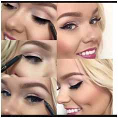 Obsessed with Xtreme's Glideliner, specially formulated to be compatible with eyelash extensions.