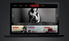 Gampi cria novo site para a Revista Rumo.