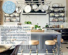 COZINHAS | Dicas e inspirações para decorar.