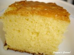 A long time ago a teenager attempted to bake a cake with the help of her mom. That cake came out very soft, spongy and tasty. White Sponge Cake Recipe, Sponge Cake Easy, Sponge Cake Roll, Vanilla Sponge Cake, Sponge Cake Recipes, Ghee Cake Recipe, Italian Sponge Cake, Strawberry Sponge Cake, Single Layer Cakes