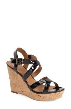 Free shipping and returns on BP. 'Summers' Wedge Sandal (Women) at Nordstrom.com. Take this cross-strap sandal on a tour of your warm-weather wardrobe—the classic silhouette and pitch-perfect wedge goes with almost anything.