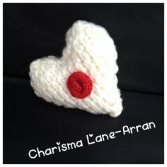 Mini fragranced hearts by CharismaLane on Etsy
