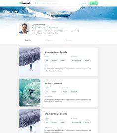 V2 profile desktop