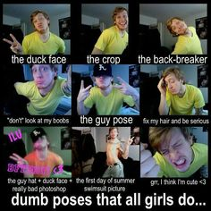 SOOOO true. im guilty of it too!