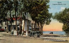 Hotel Laguna Beach.