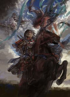 Arcana & Mikado Masayuki, Pixiv Fantasia T Fantasy Warrior, Fantasy Art, Divine Gate, Grimgar, Pixiv Fantasia, 5 Anime, Fantasy Setting, Magical Creatures, Vocaloid